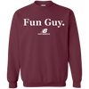 New Balance Fun Guy Sweater - Maroon - Shipping Worldwide - NINONINE