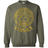 Versace Sweatshirt - Military Green - Shipping Worldwide - NINONINE