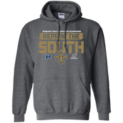 Reppin The South Saints Hoodie