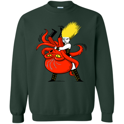 Bull Nakano Sweater 2 - Forest Green - Shipping Worldwide - NINONINE