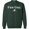 New Balance Fun Guy Sweater - Forest Green - Shipping Worldwide - NINONINE