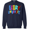 Glory University Sweater - Navy - Shipping Worldwide - NINONINE