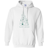 Merry Catmas Hoodie - White - Shipping Worldwide - NINONINE
