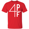 4pf Shirt - Red - Shipping Worldwide - NINONINE