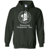 Stratton Oakmont Hoodie - Forest Green - Shipping Worldwide - NINONINE