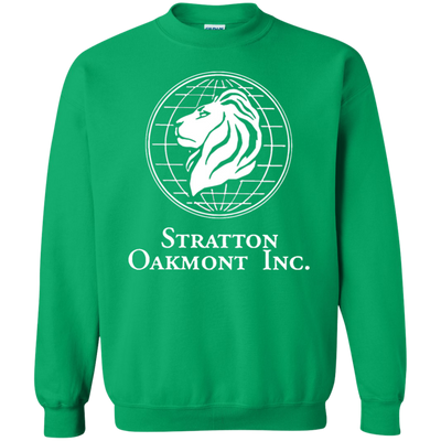 Stratton Oakmont Sweater - Irish Green - Shipping Worldwide - NINONINE