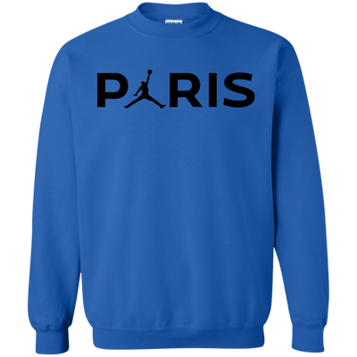 Psg Jordan Sweater Light - Royal - Shipping Worldwide - NINONINE