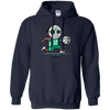 Scary Terry Hoodie V3 - Navy - Shipping Worldwide - NINONINE