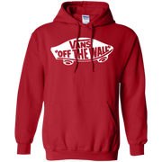 Vans Off The Wall Hoodie Dark
