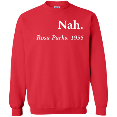 Nah Rosa Parks Sweater - Red - Shipping Worldwide - NINONINE