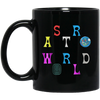 Astroworld Mug Travis Scott - Shipping Worldwide - NINONINE