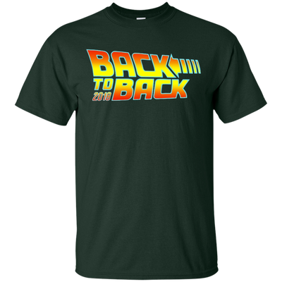Back To Back Astros Shirt - Forest - Shipping Worldwide - NINONINE