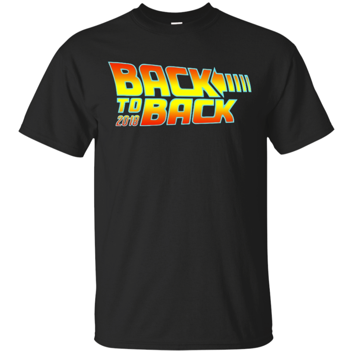 Back To Back Astros Shirt