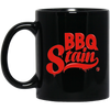BBQ Stain On My White Mug - Shipping Worldwide - NINONINE