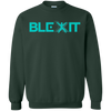 Blexit Sweater Light - Forest Green - Shipping Worldwide - NINONINE