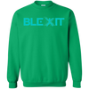 Blexit Sweater Light - Irish Green - Shipping Worldwide - NINONINE