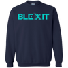 Blexit Sweater Light - Navy - Shipping Worldwide - NINONINE