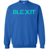 Blexit Sweater Light - Royal - Shipping Worldwide - NINONINE