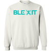 Blexit Sweater Light - White - Shipping Worldwide - NINONINE