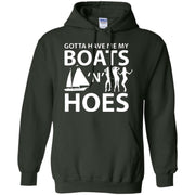 Boats And Hoes Hoodie