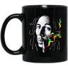 Bob Marley Painting Mug - Shipping Worldwide - NINONINE