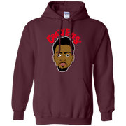 Bobby Portis Crazy Eyes Hoodie Red Style