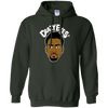 Bobby Portis Crazy Eyes Hoodie White Style - Forest Green - Shipping Worldwide - NINONINE