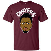 Bobby Portis Crazy Eyes Shirt White Style