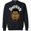 Bobby Portis Crazy Eyes Sweatshirt Sweater White Style - Black - Shipping Worldwide - NINONINE