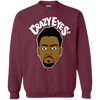 Bobby Portis Crazy Eyes Sweatshirt Sweater White Style - Maroon - Shipping Worldwide - NINONINE