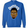 Bobby Portis Crazy Eyes Sweatshirt Sweater White Style - Royal - Shipping Worldwide - NINONINE