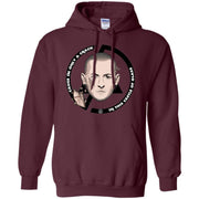 Cause I'm Only A Crack Chester Bennington Hoodie