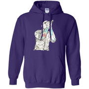 Chester Bennington Art Painting Hoodie