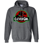 Clever Girl Jurassic Park Hoodie