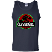 Clever Girl Jurassic Park Tank Top