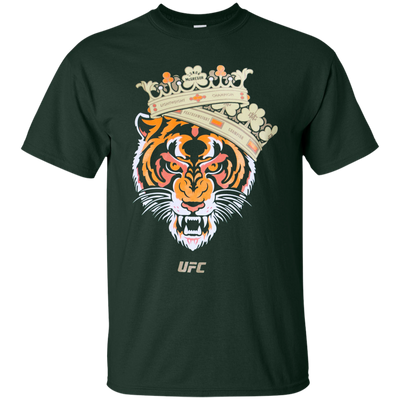 Conor Mcgregor Tiger Shirt - Forest - Shipping Worldwide - NINONINE