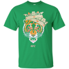 Conor Mcgregor Tiger Shirt - Irish Green - Shipping Worldwide - NINONINE