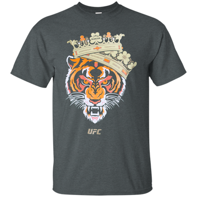 Conor Mcgregor Tiger Shirt - Dark Heather - Shipping Worldwide - NINONINE