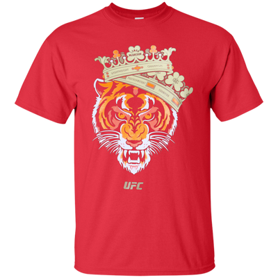 Conor Mcgregor Tiger Shirt - Red - Shipping Worldwide - NINONINE