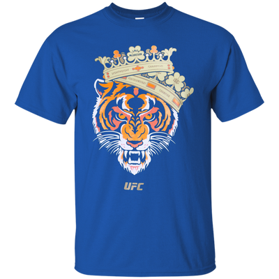 Conor Mcgregor Tiger Shirt - Royal - Shipping Worldwide - NINONINE
