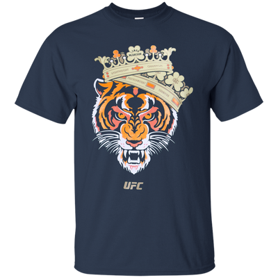 Conor Mcgregor Tiger Shirt - Navy - Shipping Worldwide - NINONINE