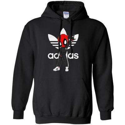 Deadpool Adidas Hoodie - Shipping Worldwide - NINONINE