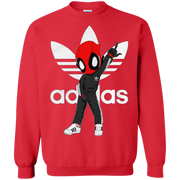 Deadpool Adidas Sweater