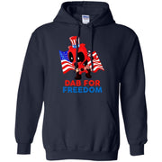 Deadpool Dab For Freedom Hoodie