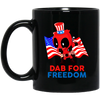 Deadpool Dab For Freedom Mug - Shipping Worldwide - NINONINE
