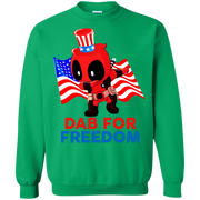 Deadpool Dab For Freedom Sweater
