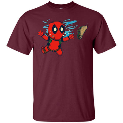 Deadpool Diving Shirt - Shipping Worldwide - NINONINE