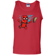 Deadpool Diving Tank Top