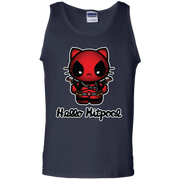 Deadpool Kitty Hello Kitpool Tank Top