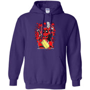 Deadpool Lucky Cat Luckypool Hoodie